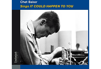 Chet Baker - It Could Happen to You (CD)