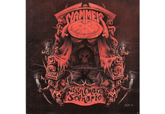 Slammer - Nightmare Scenario - (CD)
