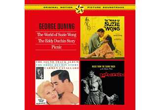 George Duning - World of Suzzie Wong/Eddy Duchin Story/Picnic (CD)