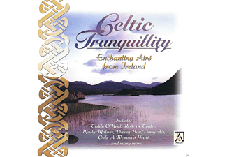 VARIOUS - Celtic Tranquillity - (CD)