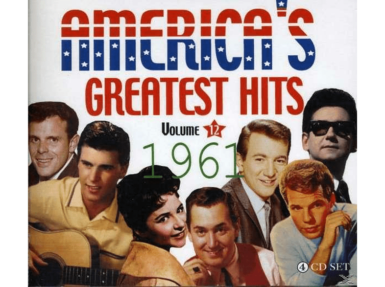 VARIOUS - America's Greatest Hits 1961 [CD]
