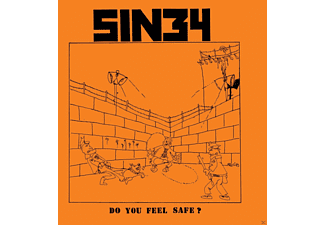 Sin 34 - Do You Feel Safe? - (CD)