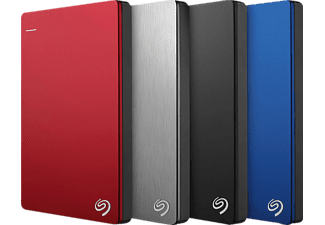 Disco duro de 2Tb - Seagate Backup Plus Portable Slim, 2,5 pulgadas, USB 3.0, color azul