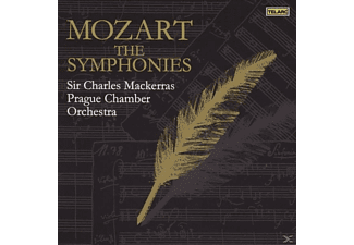 Sir Charles Mackerras - Sinfonien (GA) - (CD)