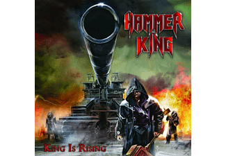 Hammer King - King Is Rising (Black Vinyl) - (Vinyl)