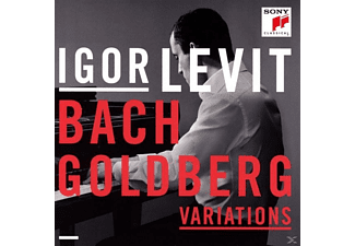 Igor Levit - Goldberg Variations-BWV 988 - (CD)