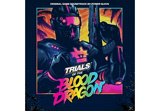 Power Glove - Trials Of The Blood Dragon/OST - (CD)