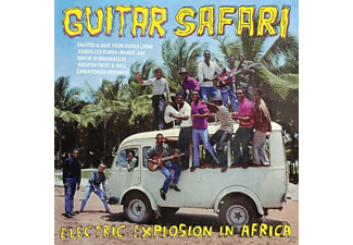 VARIOUS - Guitar Safari - (Vinyl)