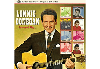 Lonnie Donegan - Extended Play...Original EP Sides - (CD)