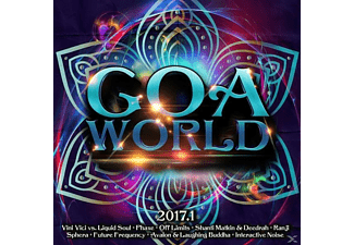 VARIOUS - Goa World 2017.1 - (CD)