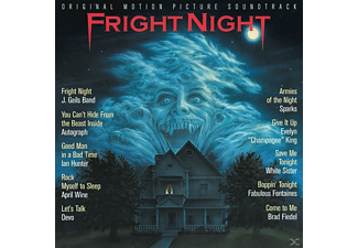 OST/VARIOUS - Fright Night (Original Soundtrack) - (CD)
