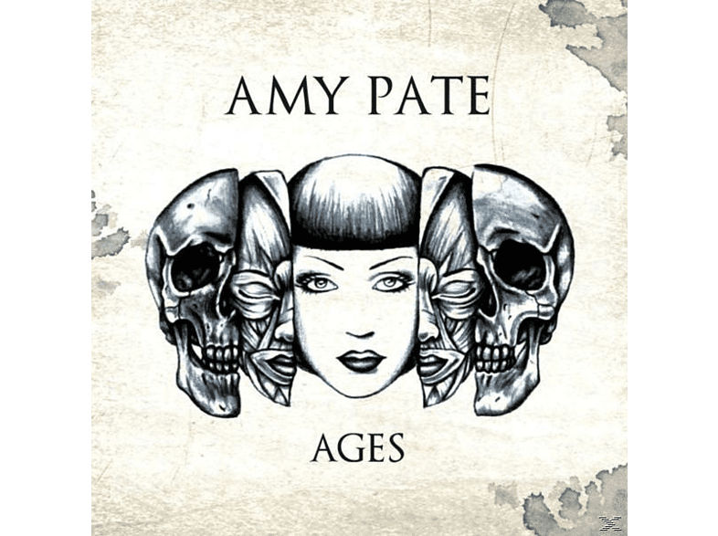 Amy Pate - Ages [CD]
