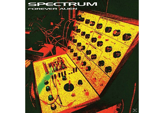 The Spectrum - Forever Alien - (Vinyl)