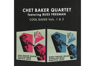 Chet Baker Quartet - Cool Baker Vol. 1 & 2 (CD)
