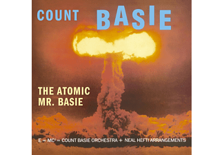 Count Basie - Atomic Mr. Basie (CD)