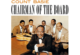 Count Basie - Chairman of the Board (CD)