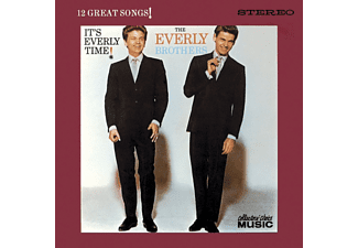 The Everly Brothers - It's Everly Time (Vinyl LP (nagylemez))