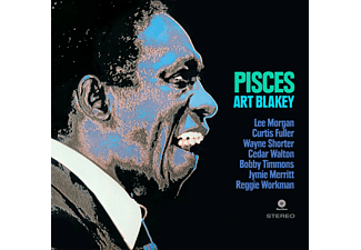Art Blakey & The Jazz Messengers - Pisces (High Quality Edition) (Vinyl LP (nagylemez))