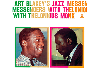 Art Blakey & The Jazz Messengers - With Thelonious Monk (High Quality Edition) (Vinyl LP (nagylemez))