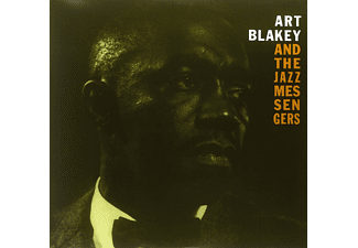 Art Blakey & The Jazz Messengers - Moanin' (High Quality Edition) (Vinyl LP (nagylemez))