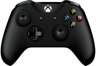 MICROSOFT Xbox One S Wireless Controller Zwart