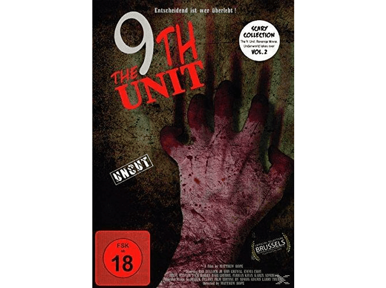 Scary Collection Vol. 2 - The 9th Unit/Revenge Movie/Underworld takes over [DVD]