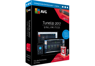 AVG TuneUp 2017 - Unlimited (USB Edition)