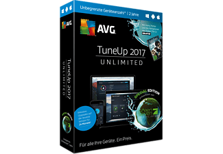 AVG TuneUp 2017 - Unlimited (Special Edition)