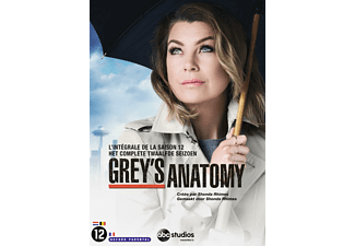 Grey's Anatomy Saison 12 DVD