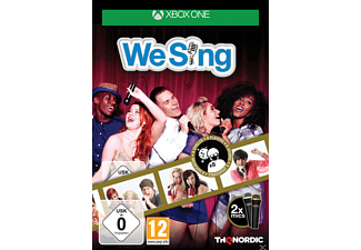 We Sing (inkl. 2 Mikrofonen) - Xbox One