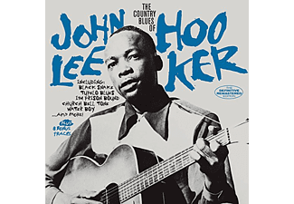 John Lee Hooker - The Country Blues of John (CD)