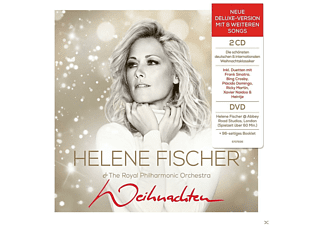 Helene Fischer - Weihnachten (Deluxe-Version+8 Weitere Songs) - (CD + DVD Video)