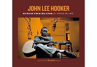 John Lee Hooker - Sings the Blues/Sings Blues HipHop (CD)