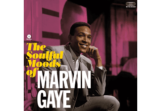 Marvin Gaye - The Soulful Moods of Marvin Gaye (Vinyl LP (nagylemez))