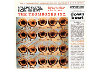 Bob Brookmeyer, Jimmy Cleveland, Frank Rosolino - The Trombones Inc. (CD)