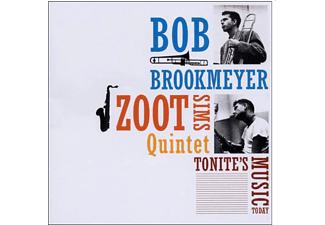 Bob Brookmeyer, Zoot Sims - Tonite's Music Today / Whooeeee (CD)