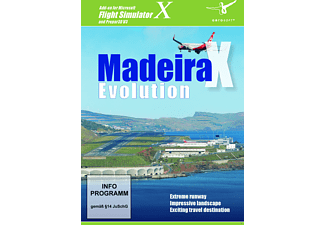 Addon FSX Madeira X Evolution - PC