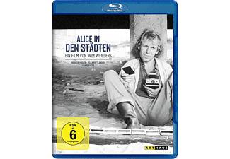 Arthaus Collection Nr. 10: Alice in den Städten - (Blu-ray)
