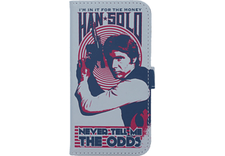 DISNEY Flip cover Booklet Star Wars Han Solo iPhone 6/6s (157579)