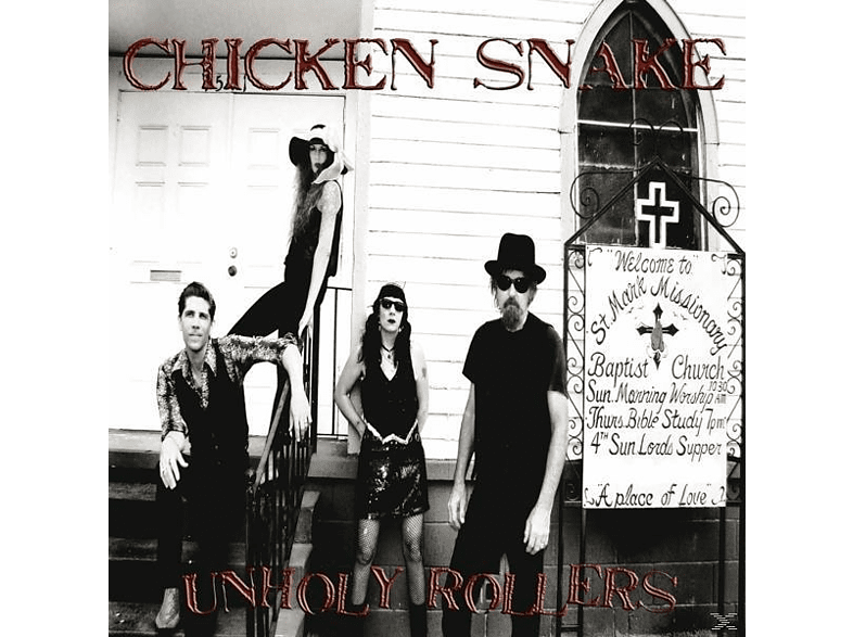 Chicken Snake - Unholly Rollers [Vinyl]