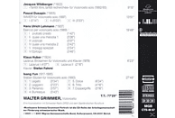 VARIOUS - Walter Grimmer [CD]