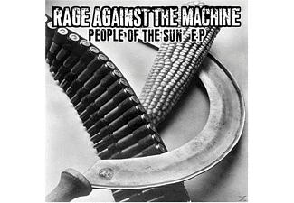 Rage Against The Machine - People Of The Sun - (EP (analog))
