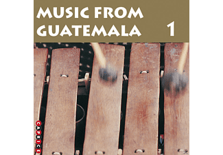 VARIOUS - Music From Guatemala 1 - (CD)