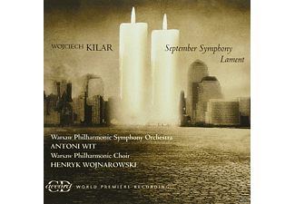 Warsaw Philharmonic Symphony Orchestra Choir - September Symphony - (CD)