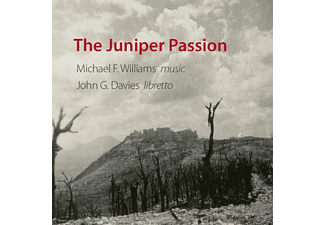 VARIOUS, Griffiths-Hughes/Hughes/NZ Chamber Soloists/+ - The Juniper Passion - (CD)
