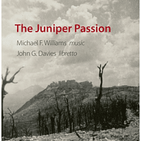 VARIOUS, Griffiths-Hughes/Hughes/NZ Chamber Soloists/+ - The Juniper Passion [CD]