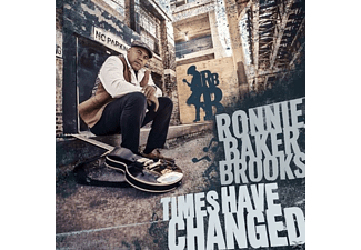 Ronnie Baker Brooks - Times Have Changed - (CD)