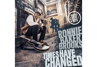 Ronnie Baker Brooks - Times Have Changed (180 Gr.LP+MP3) - (LP + Download)