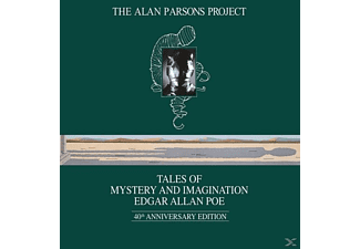 The Alan Parsons Project - Tales Of Mystery And Imagination (Bluray Audio) - (Blu-ray Audio)