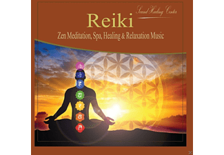 Sound Healing Center - Reiki - (CD)